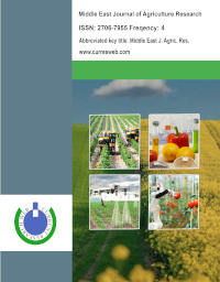 Middle East Journal of Agricultre Research