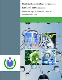 Middle East Journal of Applied Sciences